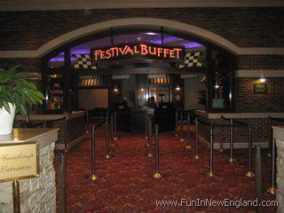 Quest casino buffet hours