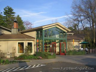 Pond House Cafe Hartford Menu