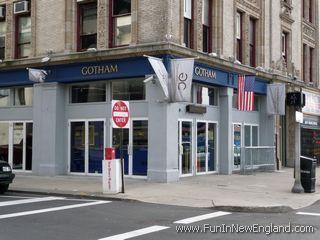 Gotham Citi Cafe Ct