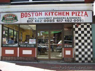 boston boston kitchen pizza - Boston Kitchen Pizza