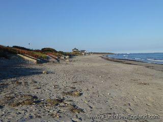 Narragansett Scarborough South State Beach